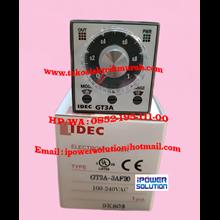 GT3A-3AF20  5A  IDEC Timer