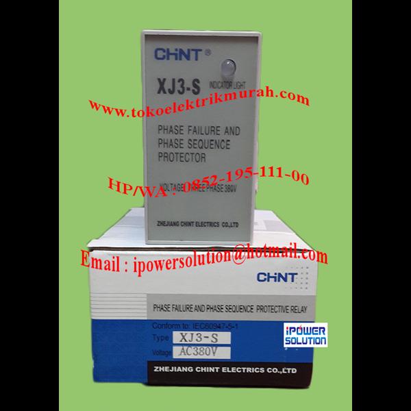 CHINT Tipe XJ3-S 380VAC PFR