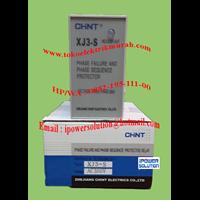 CHINT PFR Tipe XJ3-S 380VAC