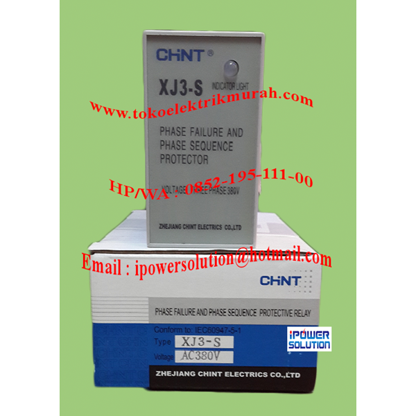 CHINT Overload Relay NXR-100 690V