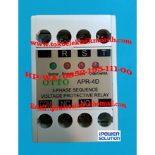 Voltage Protective Relay OTTO APR-4D 5A