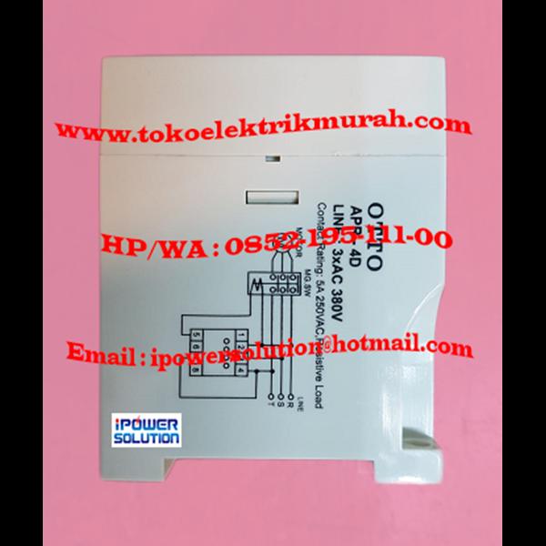 Voltage Protective Relay OTTO APR-4D 5A