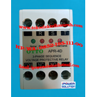 OTTO Voltage Protective Relay APR-4D 5A 1