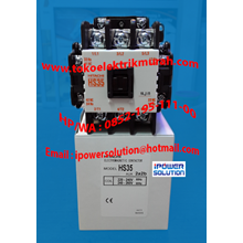 Electromagnetic Contactor HITACHI Type HS35 50A