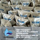 Jual Pasir Silica Surabaya 8x16 Mesh 1