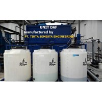 Jual Dissolved Air Flotation DAF