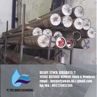 Jual Housing Vessel Surabaya 8 Inch x 6 Membrane 1