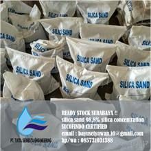 Jual Pasir Silica Surabaya 12x24 Mesh