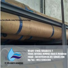 Filter Air Housing Vessel Surabaya 8 Inch x 5 Membrane
