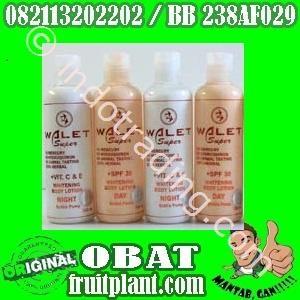 Walet Body Lotion Original [082113202202] Lotion Pemutih Badan Non Mercury