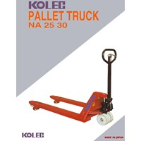 Hand Pallet Kolec Nk 25 - 510 1