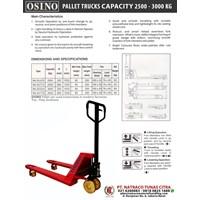 Hand Pallet Osino Na 25 - 510 1