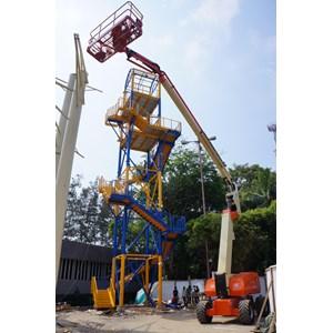 Sewa Boom Lift By Natraco Tunas Citra