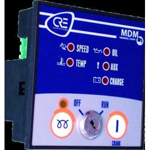 Modul Control Genset MDM Manual start unit