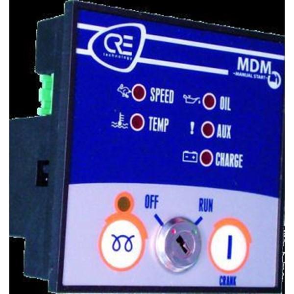 Modul Control Genset MDM Manual start unit