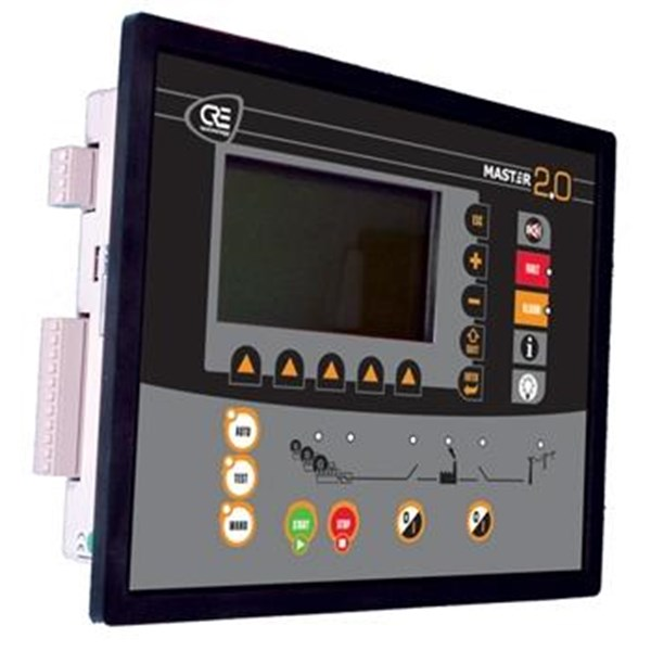 Modul Parallel Genset MASTER2.0 All-in-one mains parallaling unit with integrated PLC
