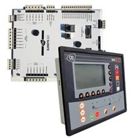 Jual Modul Parallel Genset RDM2.0 Remote display module for all-in-one generatort control & paralleling unit 2