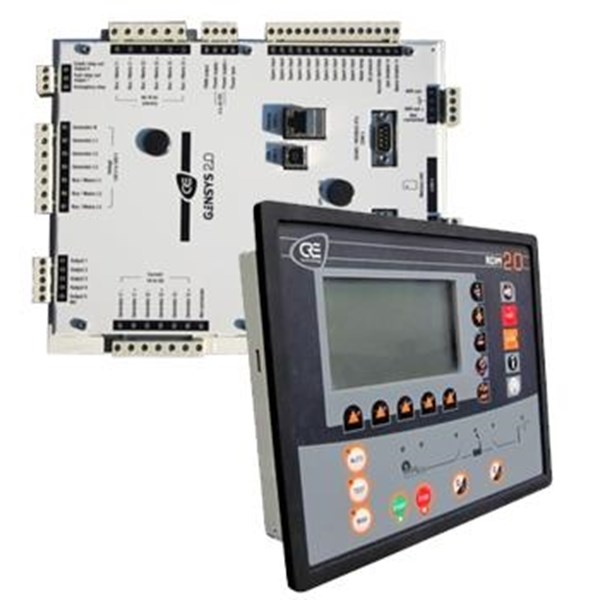Modul Parallel Genset RDM2.0 Remote display module for all-in-one generatort control & paralleling unit