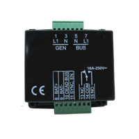 Jual Modul Parallel Genset SCR 2.0 Synchroscope Synch check relay 2