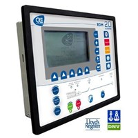 Jual Modul Kontrol Genset RDM2.0 MARINE Remote display module for all-in-one genset control and paralleling unit 2