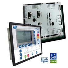 Modul Kontrol Genset RDM2.0 MARINE Remote display
