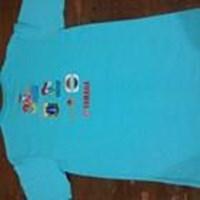 Jual Kaos Promosi Lengan Pendek 2