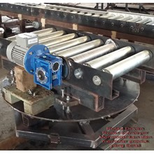 Rotary Power Roller Conveyor