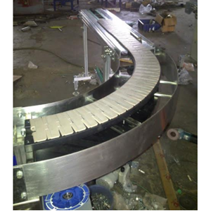Top Chain Curve Conveyor