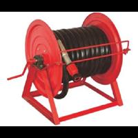 Dari Hose Reel Manual Swing Model Hydrant Gulungan Selang Pemadam Kebakaran 0