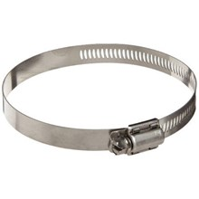 HOSE CLAMP STAINLESS STEEL worm clamp