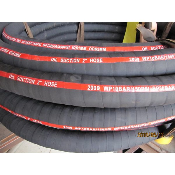 oil suction delivery hose