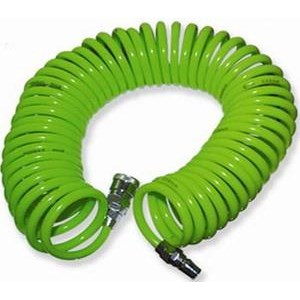Dari selang polyurethane re-coil PU recoil hose 0