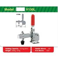 Clamp JS Toggle Clamp Vertical Handle V130L MAX 227kg Murah 5
