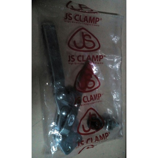 TOGGLE CLAMP JS CLAMP V130BL MAX 227 KG