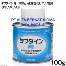 LEM PVC JEPANG VINYL BASE ADHESIVES TOUGH DYNE unt