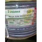 togawa mega sun braid selang benang togawa japan selang air import jepang 3