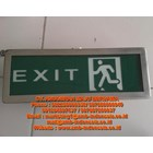 Lampu Explosion Proof Emergency Lamp Exit Lamp  HRLM BYY Exit Lamp 3