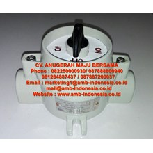 Selector Switch On Off Explosion Proof HRLM SW10 Switch Selector