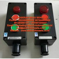 Control Unit Explosion Proof Push Buttons GRP Alluminium Alloy Jakarta