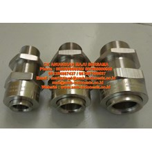Armoured Cable Gland Explosion Proof NPT Metric Non Armoured