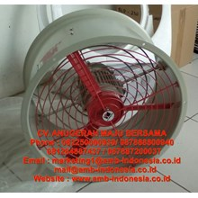 Blower Fan Explosion Proof Axial Flow Fan HRLM CBF Blower Fan