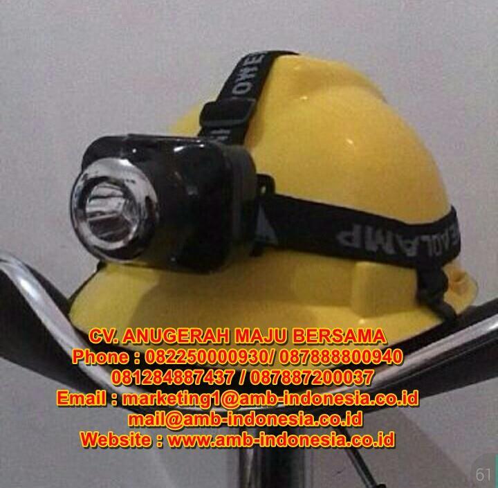 Jual Lampu Senter LED Rechargeable Head Lamp Explosion