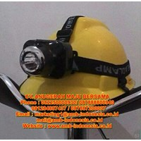 Lampu Senter LED Rechargeable Head Lamp Explosion Proof Qinsun ELM630 Head Lamp