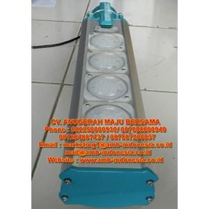 From Flourescent lights Lamp LED Explosion Proof Qinsun BLD530 Ex-proof LED Lighting Anti Explosive Jakarta Indonesia 4