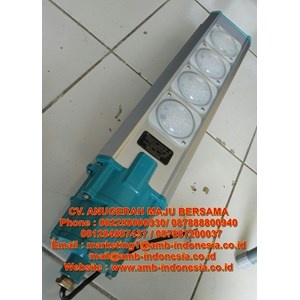 From Flourescent lights Lamp LED Explosion Proof Qinsun BLD530 Ex-proof LED Lighting Anti Explosive Jakarta Indonesia 0