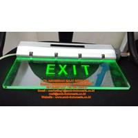 Lampu Led Emergency Exit Lamp Explosion Proof Qinsun BZD310