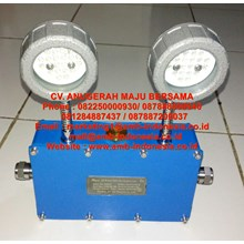 Lampu Led Emergency Mata Kucing Explosion Proof Qi