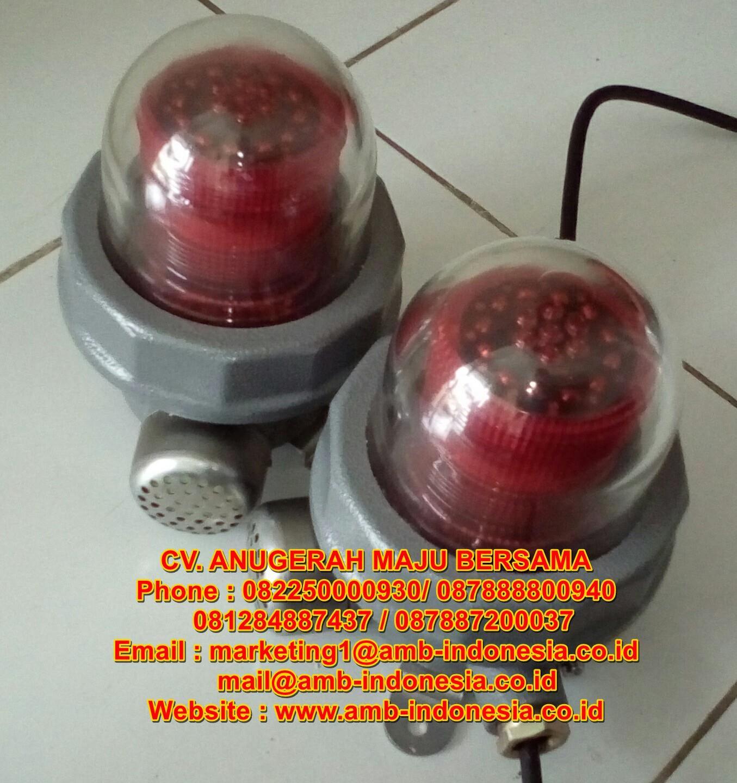 Jual Lampu Led Strobo Explosion Proof Qinsun BJD330 Harga