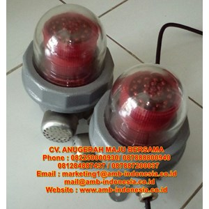From Lights Strobe Rotary Lamp Explosion Proof Qinsun BJD330 0