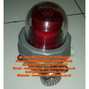 From Lights Strobe Rotary Lamp Explosion Proof Qinsun BJD330 4